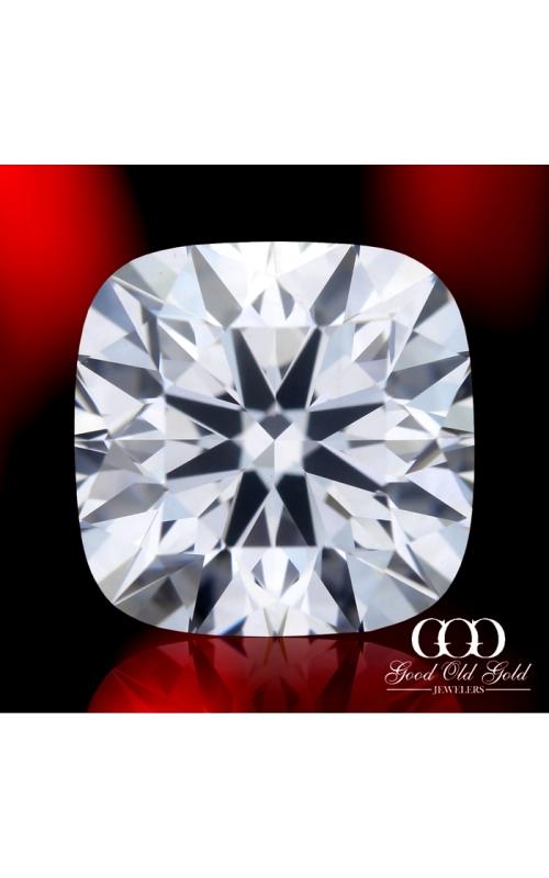 2.32ct F VS1 Lab Grown Cushion Diamond product image