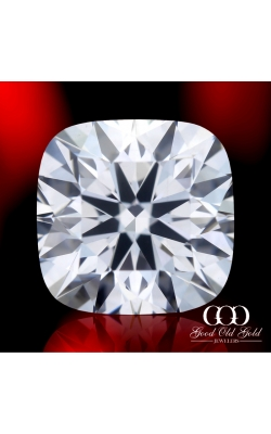 2.32ct F VS1 Lab Grown Cushion Diamond product image