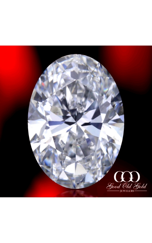 1.21ct D VVS2 Oval Lab Grown DIamond product image