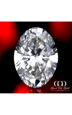 2ct GVS2 Oval Lab Grown DIamond product image