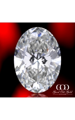2.2ct HVS2 Oval Lab Grown DIamond product image