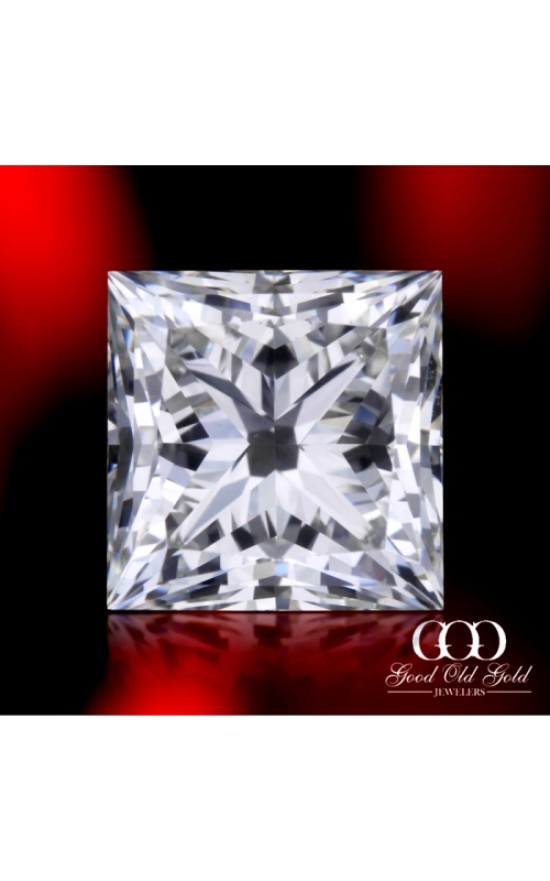 1.61ct GVS1 Princess Lab Grown DIamond product image