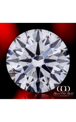 1.37 HVS1 Round Lab Grown DIamond product image