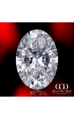 1.54ct GVS2 Oval Lab Grown DIamond product image