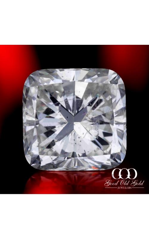 5.29ct Cushion Clarity Enhanced Diamond  product image