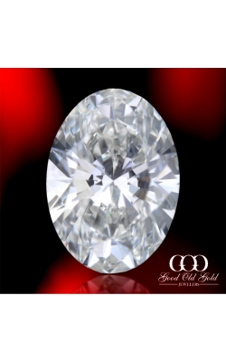 1.68ct GVS2 Oval Lab Grown DIamond product image