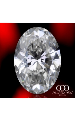 2.24ct HVS1 Oval Lab Grown DIamond product image