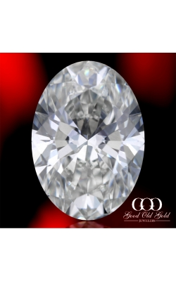 1.86ct HVS1 Oval Lab Grown DIamond product image