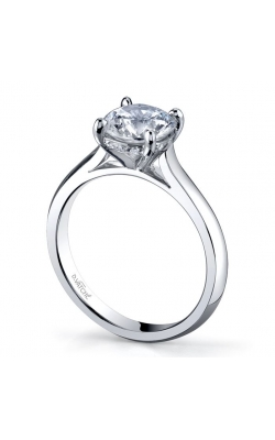 Vatche 18K Solitaire Engagement Ring product image