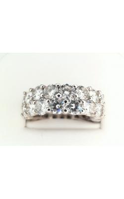 Diamond Wedding Bands  -  Women's's image