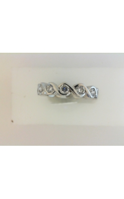 Diamond Anniversary Rings's image