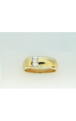 Diamond Fashion Rings  -  Men's's image