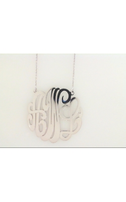 Silver Necklace's image