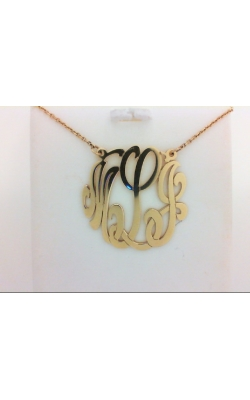 Gold Necklace's image