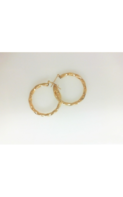 est - hoop earrings product image