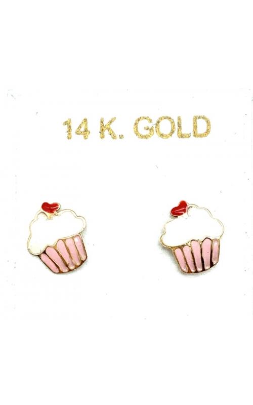 M&J-14KCUPCAKE product image