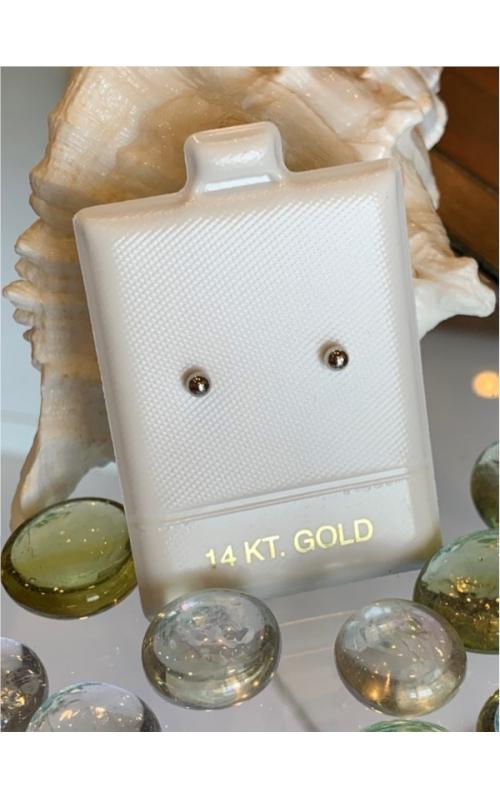M&J-14KBALLSTUDbb product image