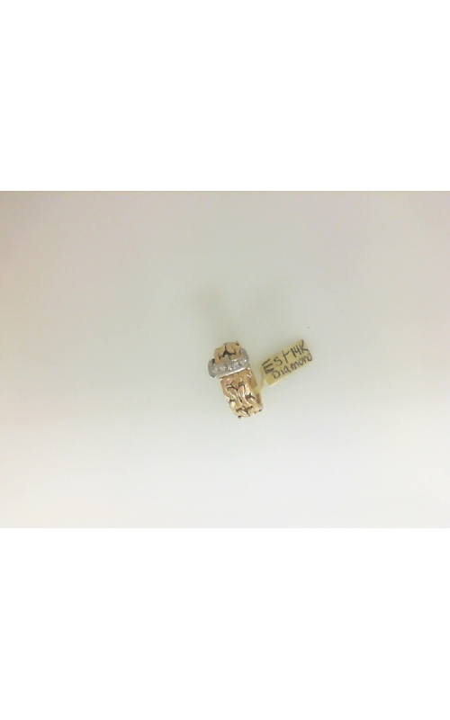 EST BUCKLE RING GOLD product image