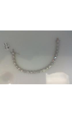 4-GEN SS CZ Bracelet product image