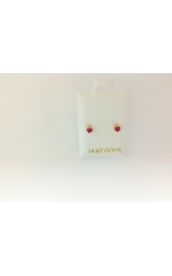MJ-14KTYGSYNTHETICRUBYHEART product image