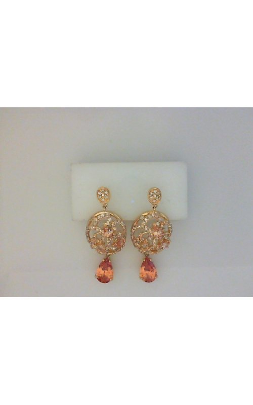 GOG-sterling yellowtone dropearrings product image