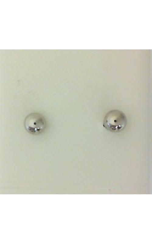 M&J-14KTWGSMALLBALLSTUD product image