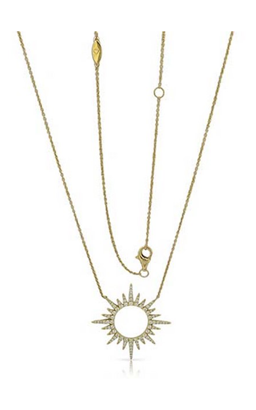 Luvente Necklace N02031-RD.Y product image