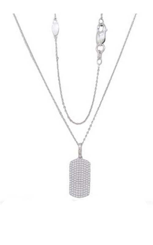 Luvente Necklace N02377-RD.W product image