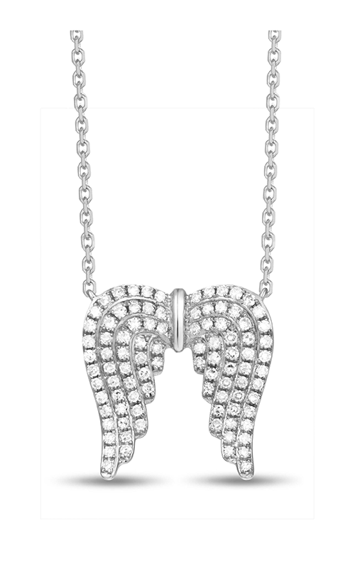 Luvente Necklace N1020-RD.W product image