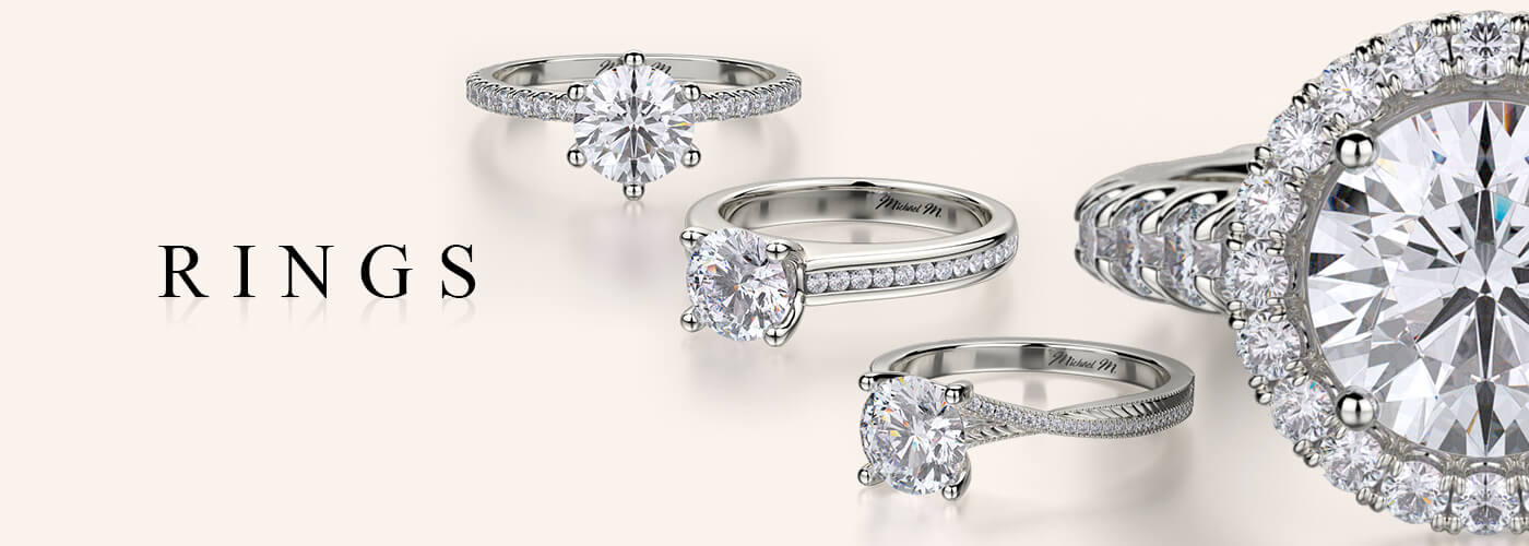 Designer and Custom Engagement Rings in Massapequa Park