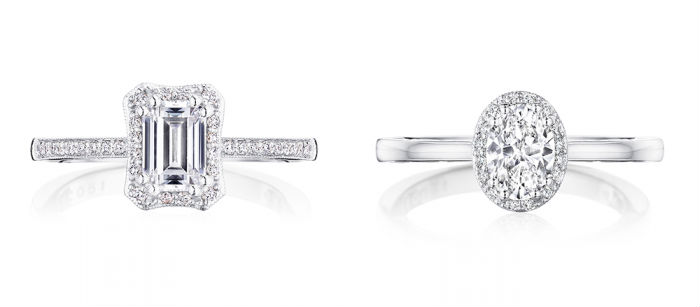Tacori Coastal Crescent Collection