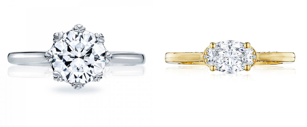 Simply Tacori Engagement Rings