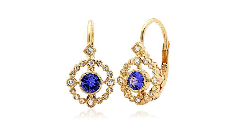 Beverley K Earrings